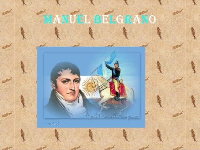 Guía de investigación M. Belgrano