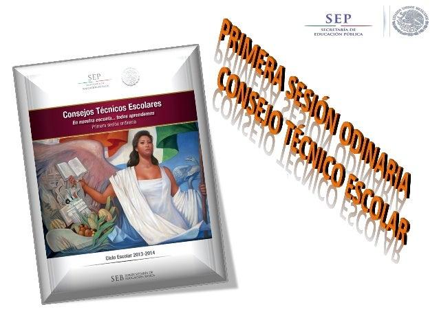 Ciclo escolar 2013 – 2014 Sistema básico de mejora educativa 3 prioridades generales 3 condiciones generales 2 proyectos e...