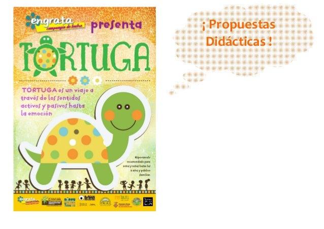 Guía didáctica de TORTUGA