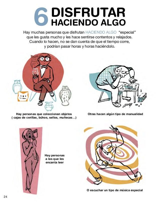 """DISFRUTAR HACIENDO ALGO6Hay muchas personas que disfrutan HACIENDO ALGO """"especial"""" que les gusta mucho y les hace sentirse..."""