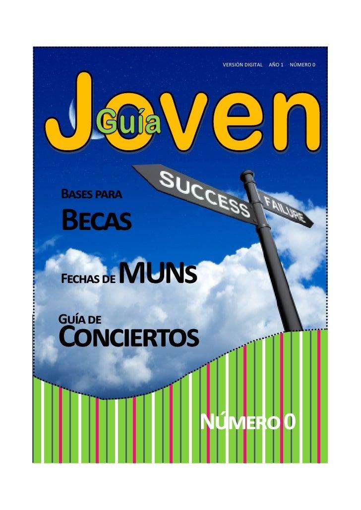 Guía Joven 0 - Abril 2010