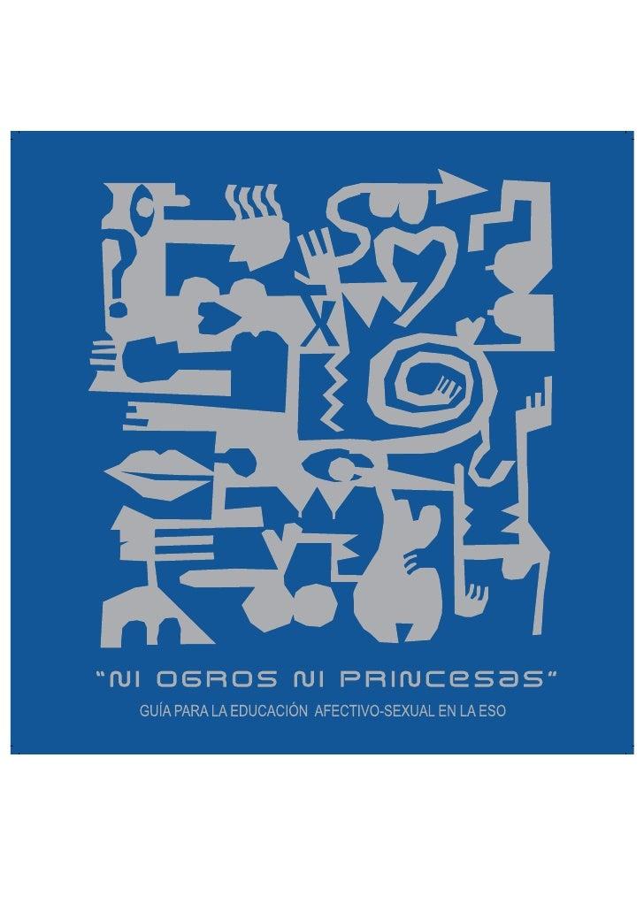 Guía 'Ni ogros ni princesas'
