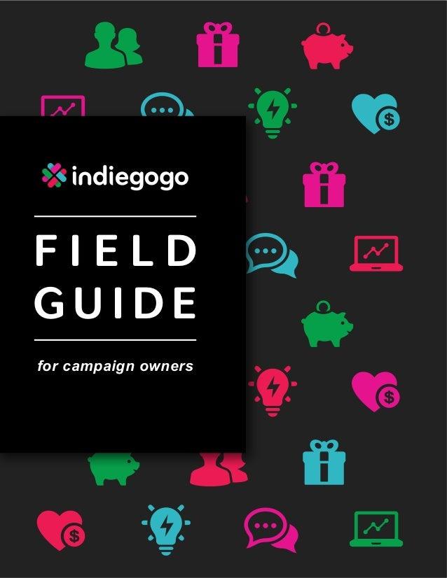 Guía practica Indiegogo para campañas de Crowdfunding (Inglés)