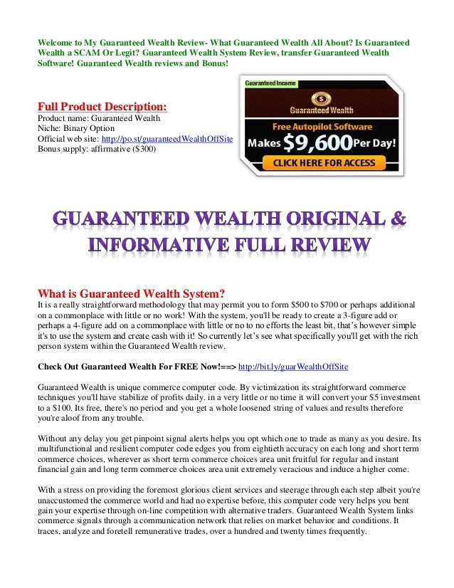 gold binary option system reviews