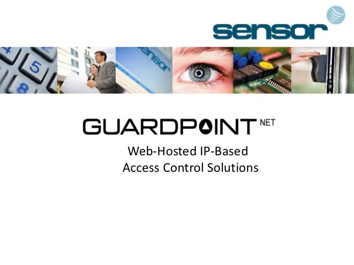 Web-Hosted IP-Based <br />      Access Control Solutions <br />