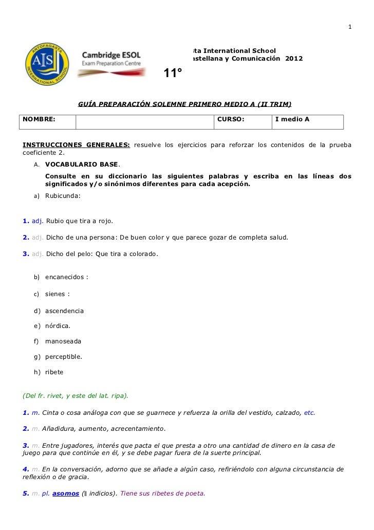 Guía solemne primero trim 2 2012 claves