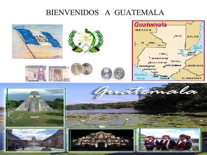 BIENVENIDOS  A  GUATEMALA MAGIA  Y  HERENCIA MAYA