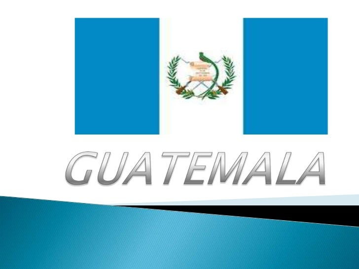 Guatemala is located in Central America atthe southern tip of Mexico between theCaribbean Sea and the Pacific Ocean.