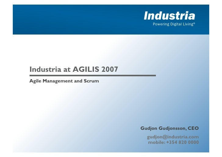 Industria                                  Powering Digital Living®                                       RGB 5, 79, 142  ...