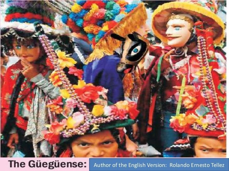 Gueguense comedy for teachers of english