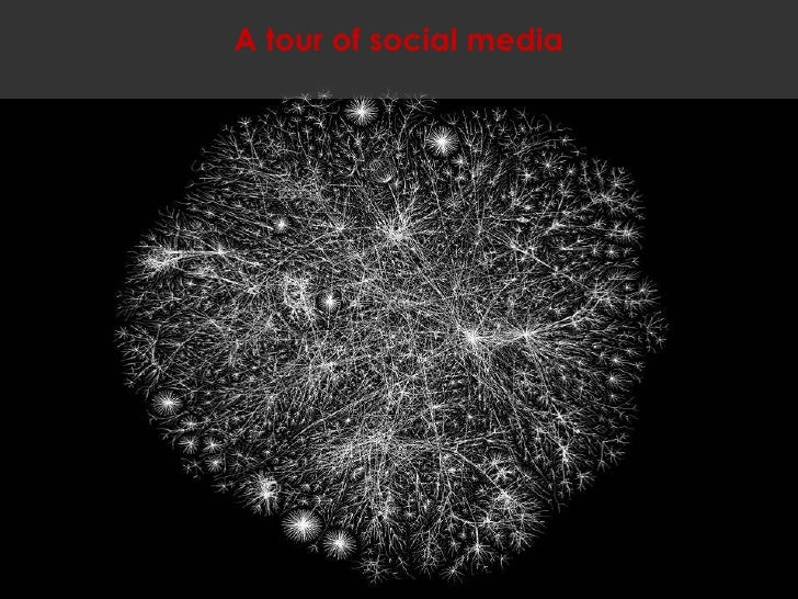 Guided Tour of Social Media