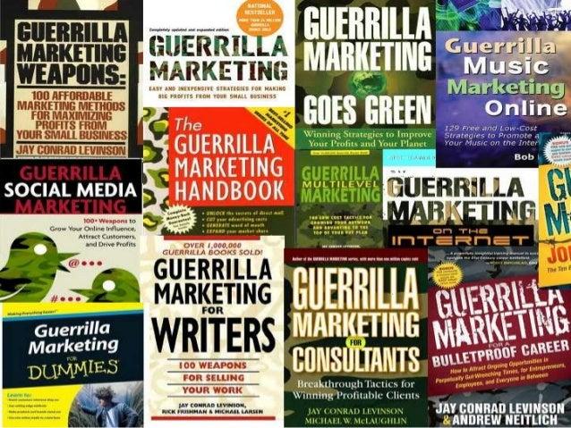 Guerilla Marketing (Gerilla Pazarlama) by Nergis Tamer