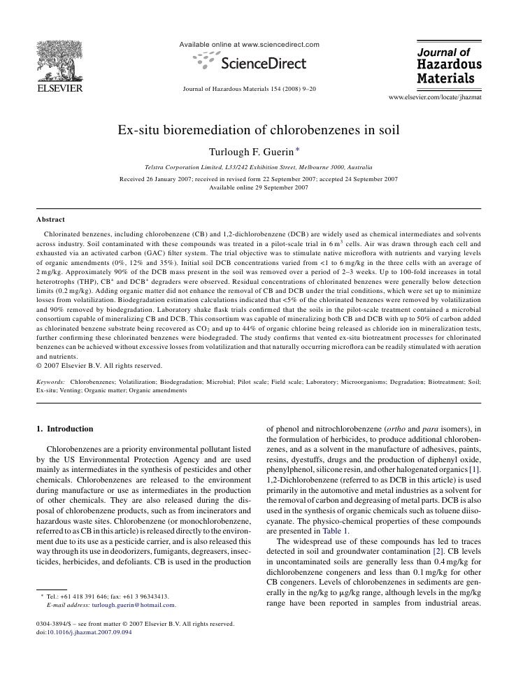 Available online at www.sciencedirect.com                                                          Journal of Hazardous Ma...