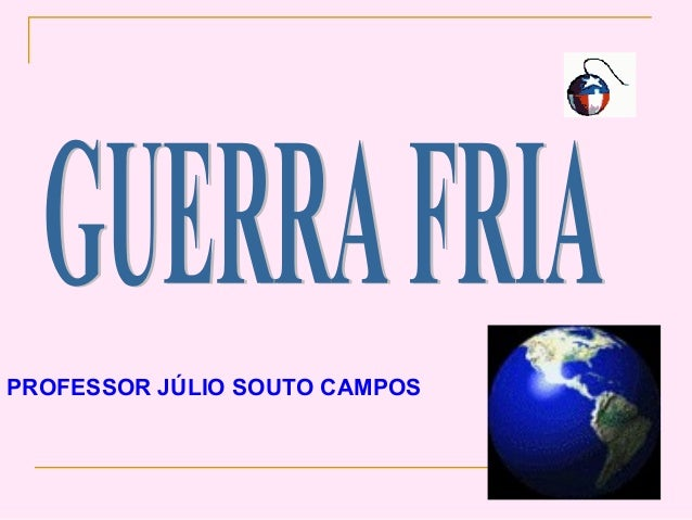 PROFESSOR JÚLIO SOUTO CAMPOS