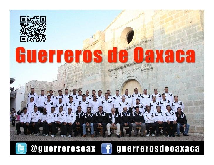 Guerreros Baseball @ Oaxaca 2012
