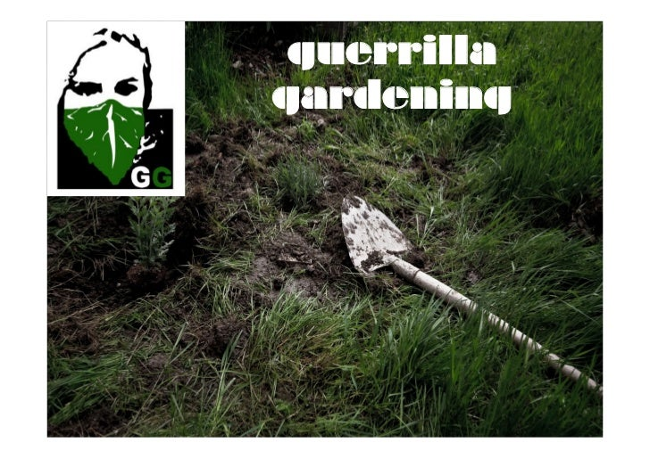 guerrillagardening