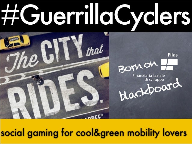 #GuerrillaCyclers                            Born on                                 board                            blac...