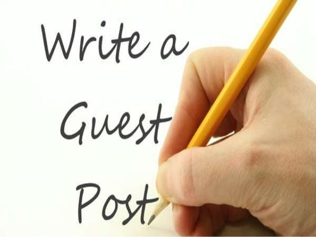 Guidelines to Write Great G0uest Post Content