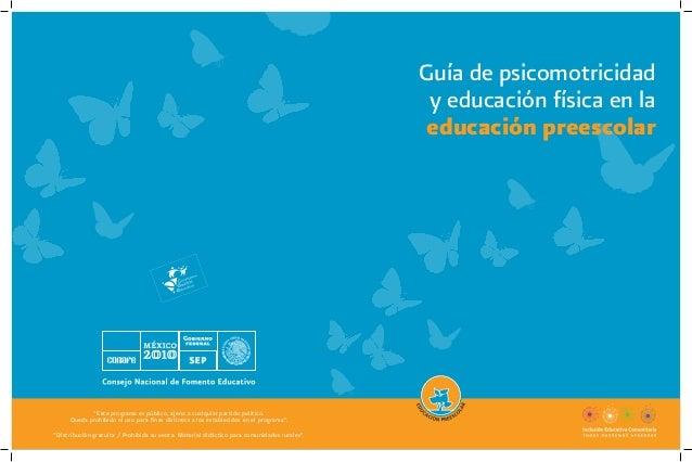 Guía de psicomotricidad                                                                                              y edu...