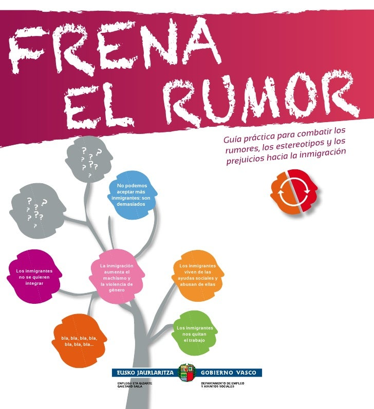 Guia 'Frena el Rumor'