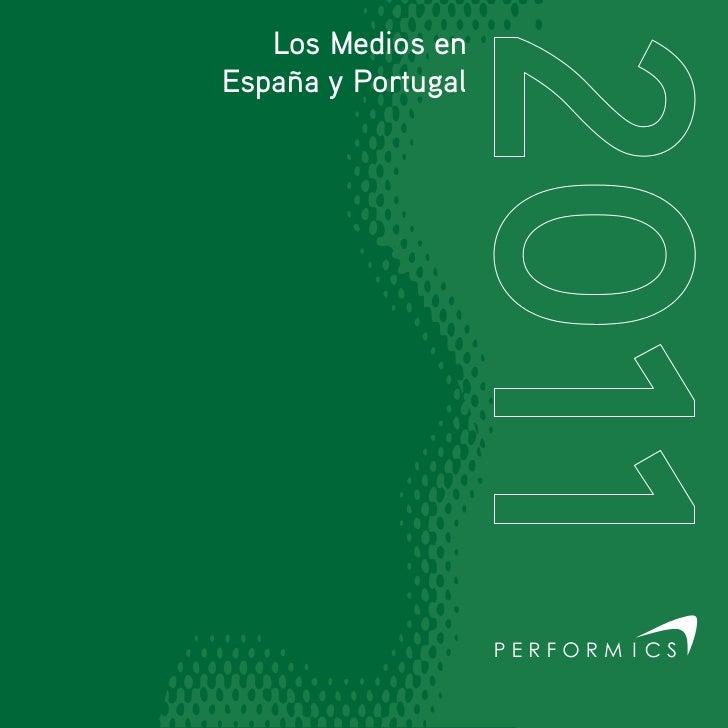 Libro de medios 2011 España y Portugal