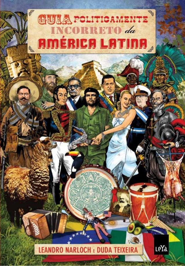 cheguevara 13 sumário Introdução Che Guevara Astecas, incas, maias Simón Bolívar Haiti Perón e Evita Pancho Villa Salvador...