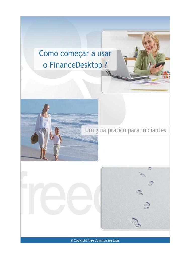Guia  Rapido  Finance Desktop  A B R I L
