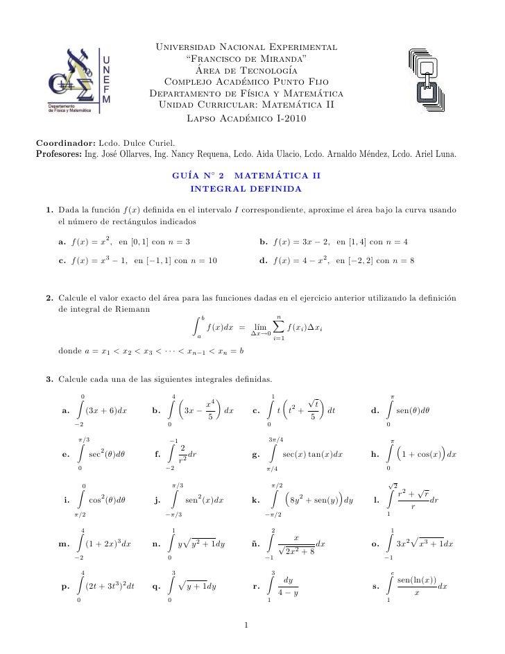 """Universidad Nacional Experimental                                          """"Francisco de Miranda""""                         ..."""
