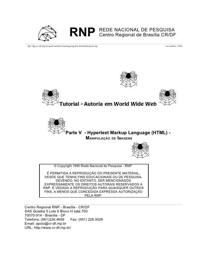RNP                                        REDE NACIONAL DE PESQUISA                                                      ...