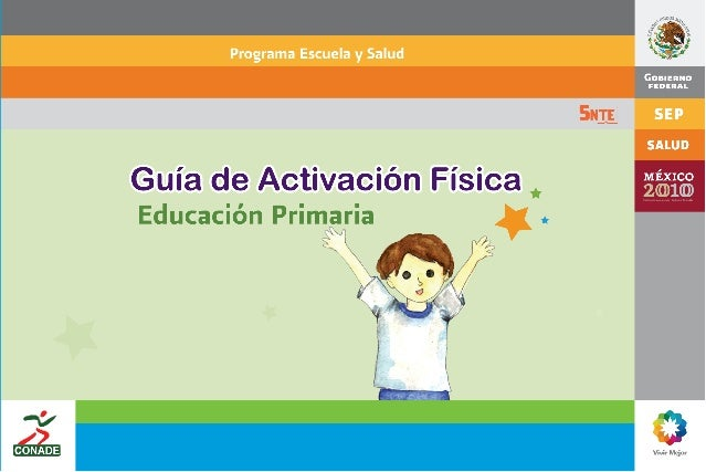 Guia activacion fisica primaria