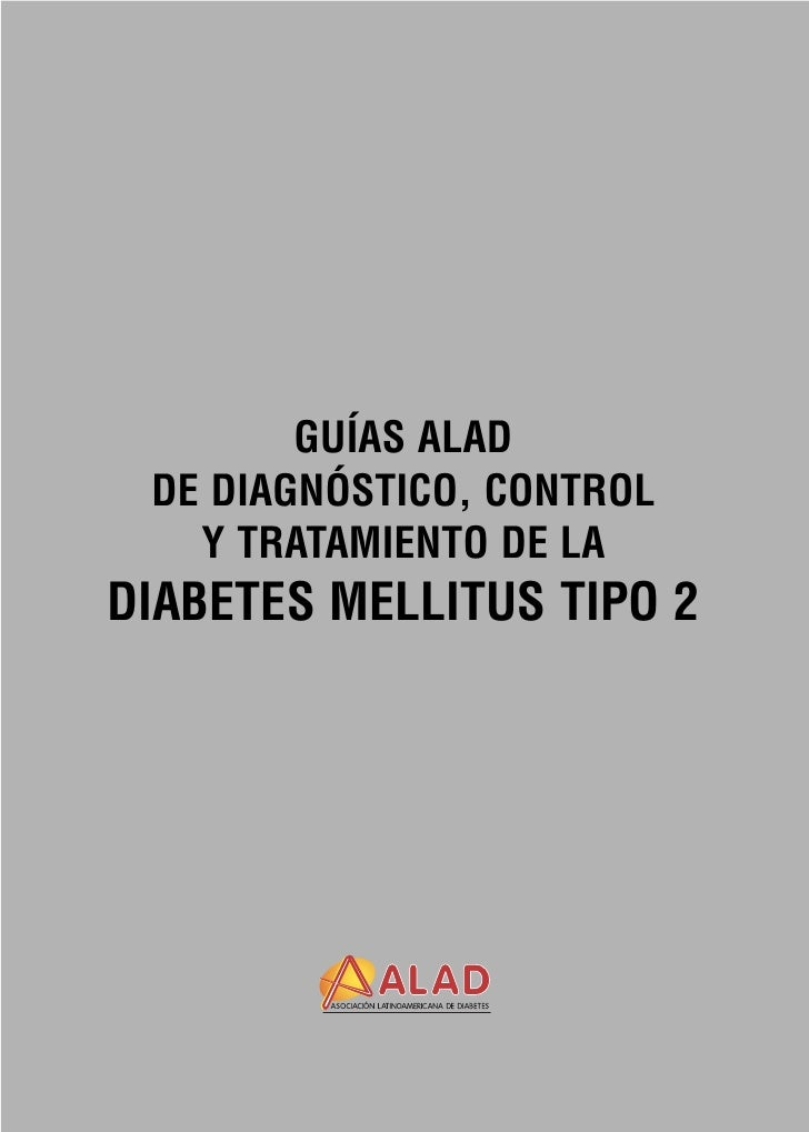 Guia alad diabetes 2006