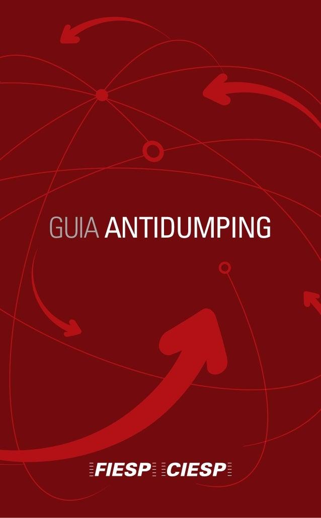Guia Antidumping - Fiesp