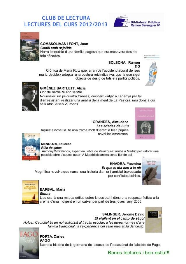 Guia anual club_de_lectura_2012 - 2013