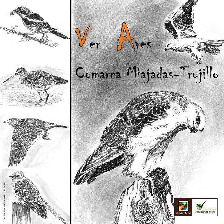 Guía de Aves de la Comarca Miajadas-Trujillo