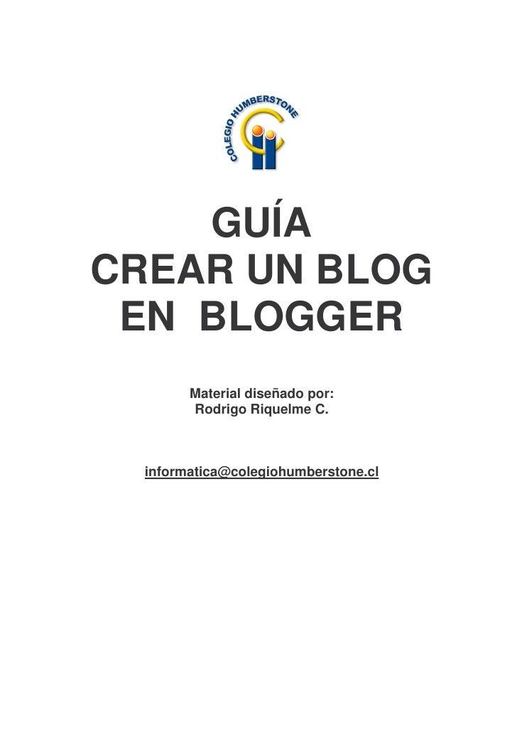 Guia Blog