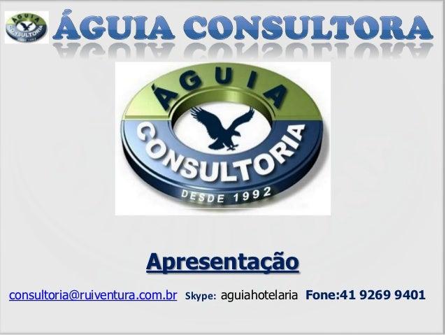 Águia consultoria apresentação