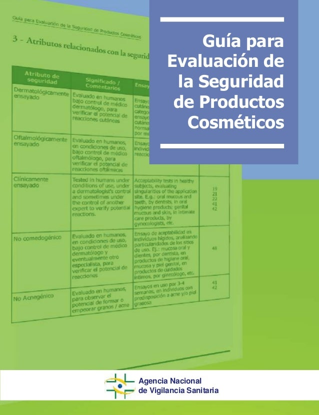 patrocinado por: www.anvisa.gov.br Agencia Nacional de Vigilancia Sanitaria Agencia Nacional de Vigilancia Sanitaria Guía ...