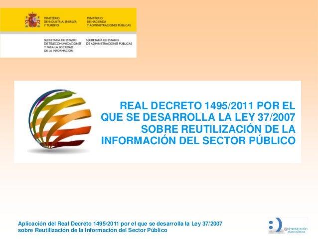 Guia de aplicacion del RD 1495/2011