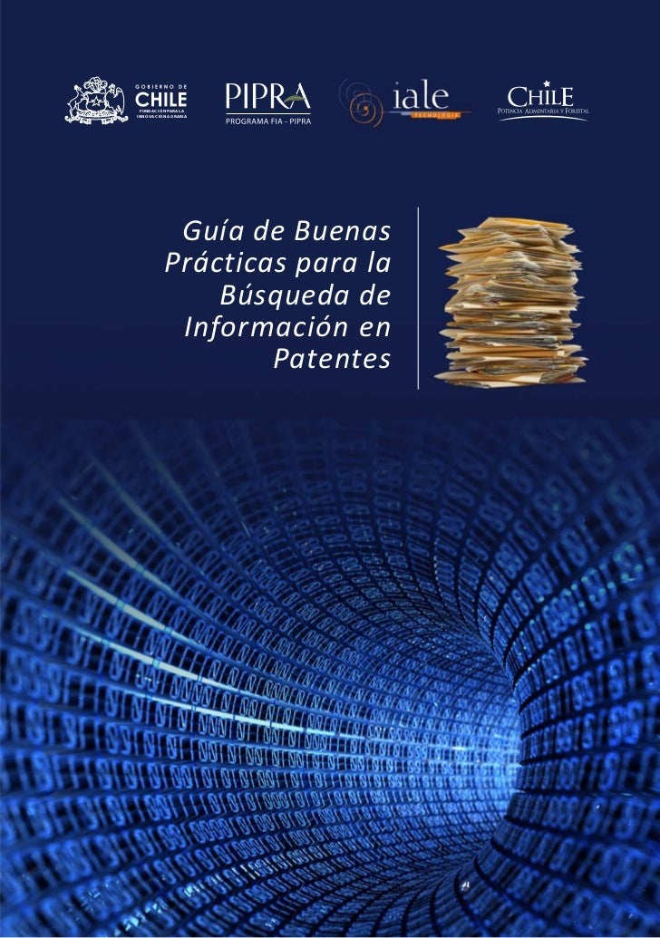 Búsqueda de Información en Patentes                                                                         1 FUNDACIÓN PA...