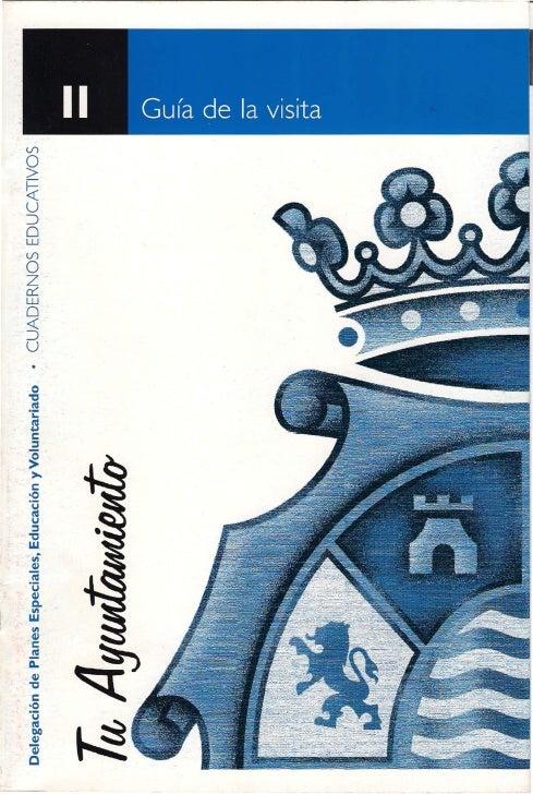 Guia de la Visita al Ayuntamiento de Jerez