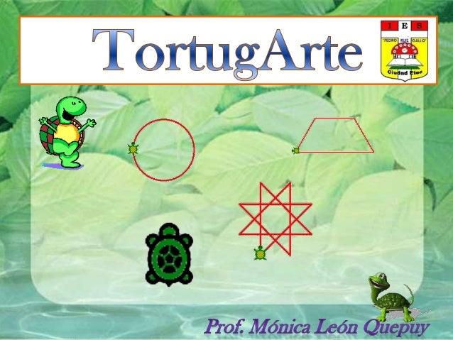 Es un entorno de programación gráfico basado en el lenguaje LOGO, se realizan pequeños programas y diseños dándole órdenes...