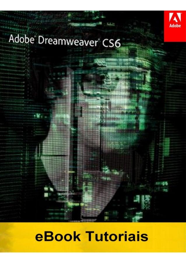 eBook Tutoriais Dreamweaver CS6