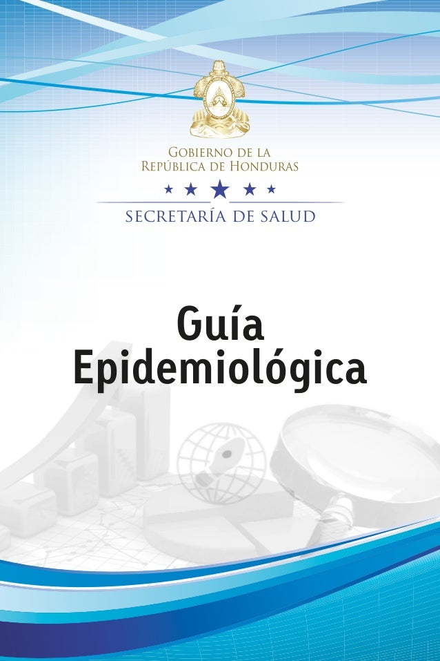 Guía Epidemiológica secretaría de salud