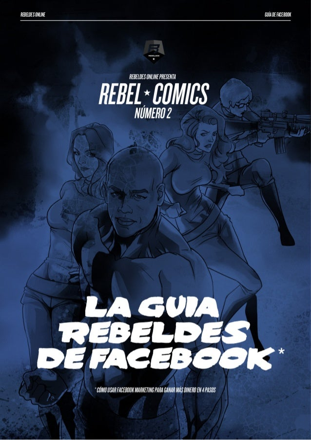 REBELDES ONLINE  GUÍA DE FACEBOOK