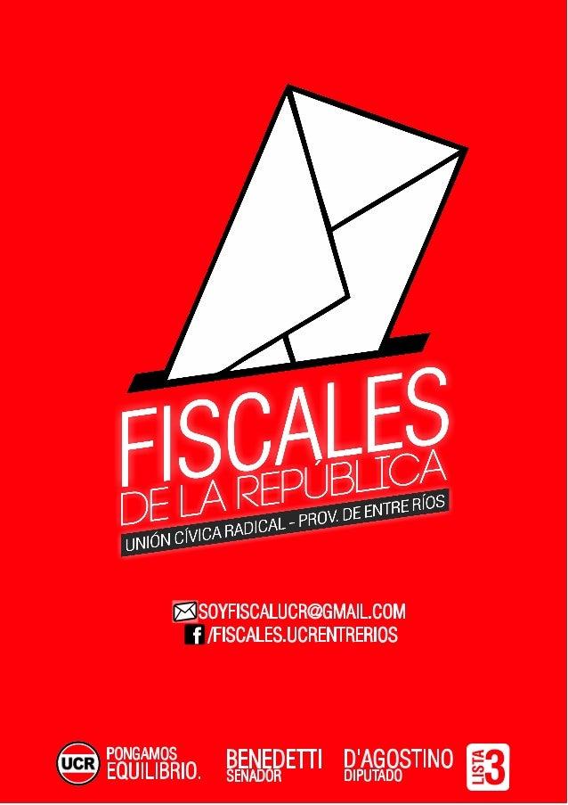 INDICE Autoridadesdelcomicio 4 FiscalesdelosPartidosPolíticos 4 AtribucionesdelosFiscales 5 PreparacióndelActoElectoral 5 ...