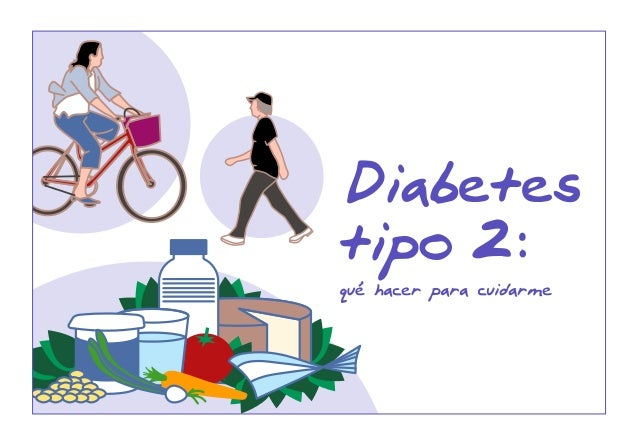 Guia informativa diabetes tipo 2