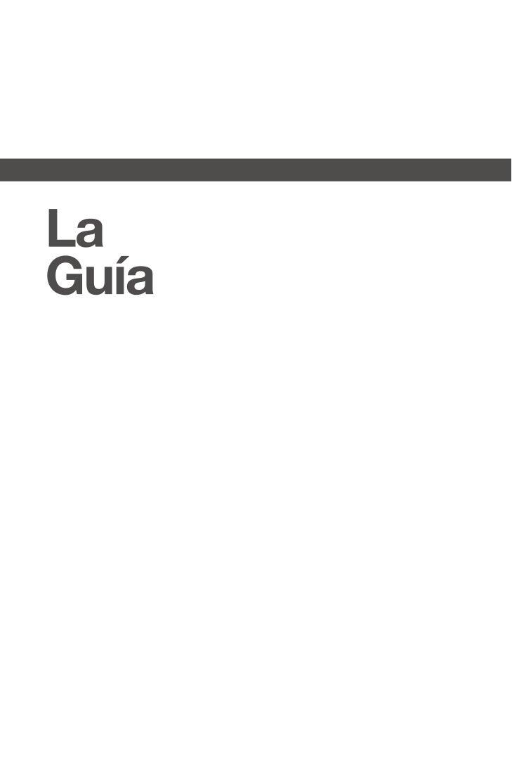 2 La Guía ¬ CréditosCréditosEdición© Arzobispado de MadridCoordinaciónCarla Diez de Rivera / Mar VelascoDiseñoJosé Gil-Nog...
