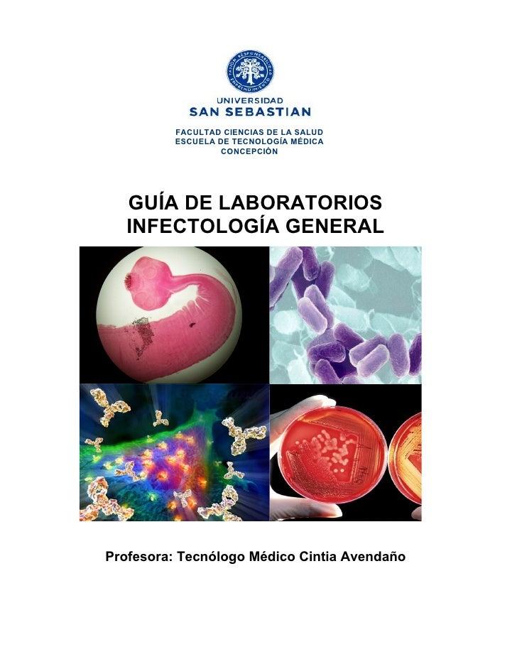 Guia Laboratorio Infectologia 2009