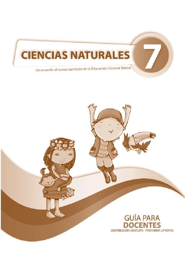 Guia naturales septimo_ano