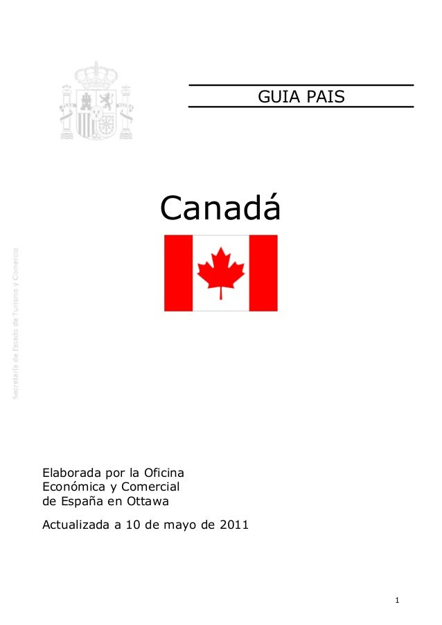 Guia pais canada icex 2011